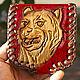 Purse handmade 'Bear' - color. Wallets. schwanzchen. My Livemaster. Фото №4