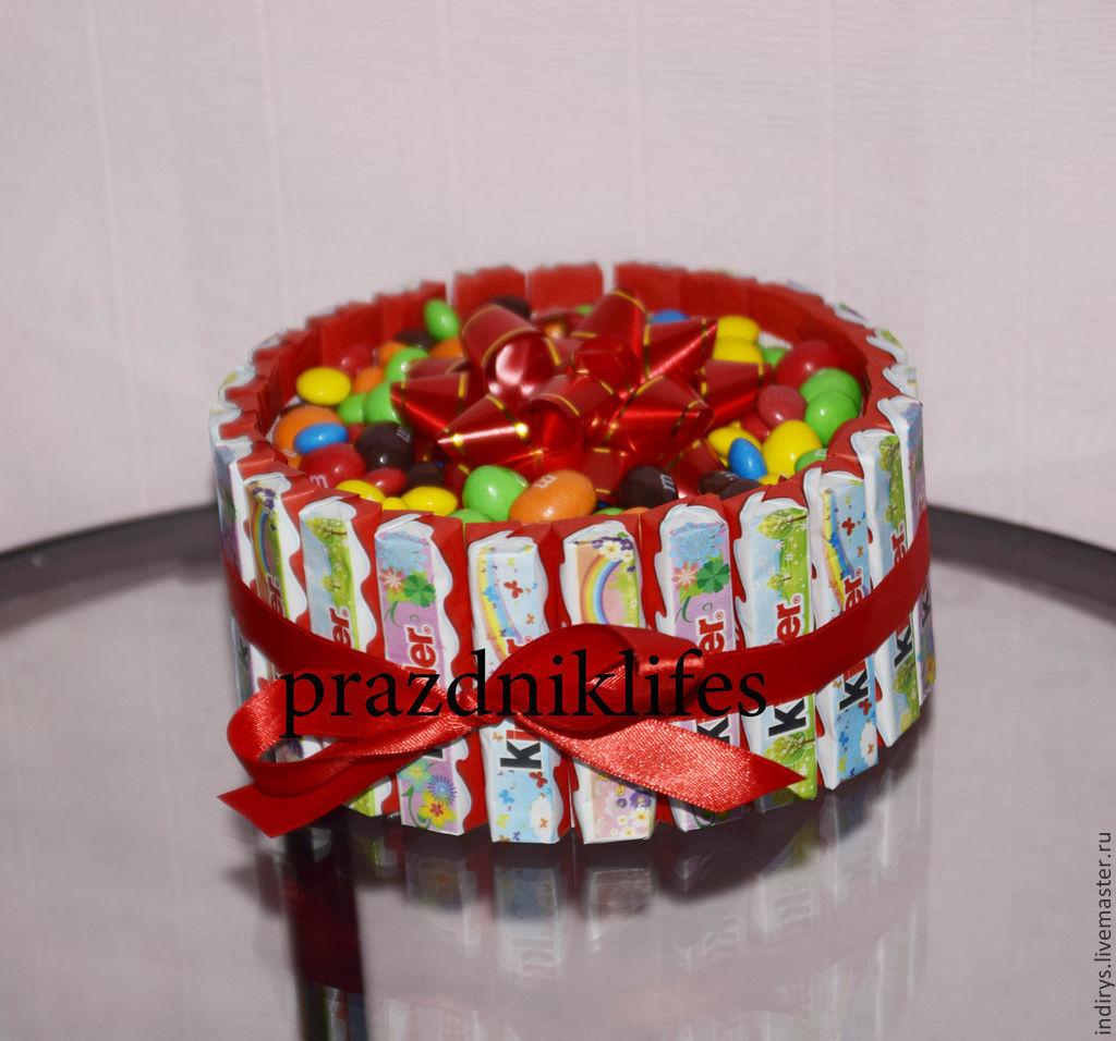 Торт из китката своими руками 41