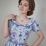 Шаров платья из штапеля в москве