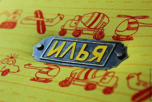 Папки для бумаг ручной работы. Ярмарка Мастеров - ручная работа. Купить Обложка для свидетельства о рождении, папка для детских документов. Handmade.