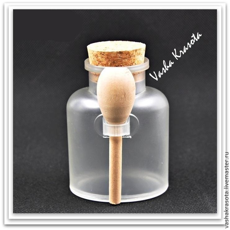 Бутыль для соли круглый, 100 мл (арт. 11.45-100), Бутылки, Красногорск,  Фото №1
