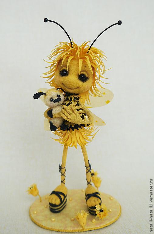 Пчелка Одуванчикова, Мини фигурки и статуэтки, Санкт-Петербург,  Фото №1