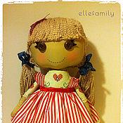 Куклы и игрушки ручной работы. Ярмарка Мастеров - ручная работа кукла Лалалупси. Handmade.