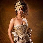 Одежда ручной работы. Ярмарка Мастеров - ручная работа Корсет Golden Lady. Handmade.