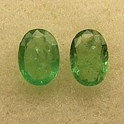 Материалы для творчества handmade. Livemaster - original item Natural emeralds 0.85 to 2 pieces. Handmade.