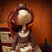 Куклы и игрушки ручной работы. Ярмарка Мастеров - ручная работа Амели. Любительница кофе и шоколада!. Handmade.