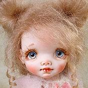 Куклы и игрушки handmade. Livemaster - original item Dolls gentle 18cm. Handmade.