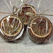 Косметика ручной работы handmade. Livemaster - original item Soap Cinnamon Orange. Handmade.