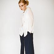 Одежда ручной работы. Ярмарка Мастеров - ручная работа Юбка-брюки. Handmade.