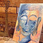 Картины и панно ручной работы. Ярмарка Мастеров - ручная работа Баланс картина маслом. Handmade.