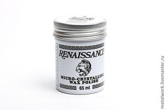 Другие виды рукоделия ручной работы. Ярмарка Мастеров - ручная работа. Купить Воск для полировки Renaissance Wax Polish. Handmade.