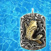 Фен-шуй и эзотерика handmade. Livemaster - original item The mascot is a goldfish. Handmade.