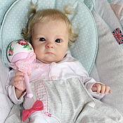 Куклы и игрушки handmade. Livemaster - original item Reborn doll tink. Handmade.