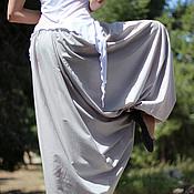 """Одежда ручной работы. Ярмарка Мастеров - ручная работа Афгани """"Облако на мне"""" серые или кофе с молоком. Handmade."""