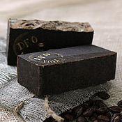 """Косметика ручной работы. Ярмарка Мастеров - ручная работа Натуральное мыло """"Coffee Italiano"""". Handmade."""