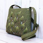 Сумки и аксессуары handmade. Livemaster - original item Crossbody bag: EUONYMUS. Handmade.