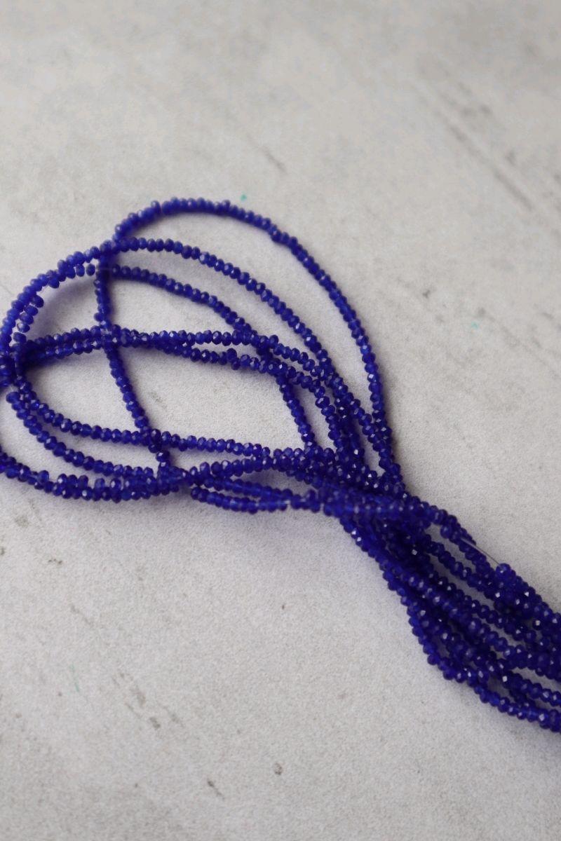 Рондели 1мм Синий, Аксессуары для вышивки, Тольятти,  Фото №1