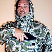 Одежда ручной работы. Ярмарка Мастеров - ручная работа Теплый костюм для рыбака. Handmade.