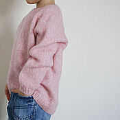 Одежда ручной работы. Ярмарка Мастеров - ручная работа Джемпер для девочки. Handmade.