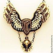 """Украшения ручной работы. Ярмарка Мастеров - ручная работа Кулон """"Wings"""". Handmade."""