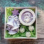 Косметика ручной работы handmade. Livemaster - original item soap: Set new year is coming Soon. Handmade.
