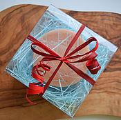 """Подарки к праздникам ручной работы. Ярмарка Мастеров - ручная работа Прозрачная упаковка """" Праздничная"""". Handmade."""