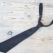 Аксессуары handmade. Livemaster - original item Children`s bow tie grey. Handmade.