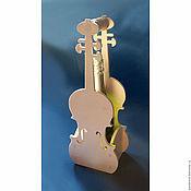 Сувениры и подарки handmade. Livemaster - original item Butylamine violin. Handmade.