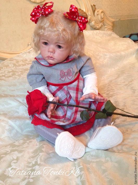 Куклы-младенцы и reborn ручной работы. Ярмарка Мастеров - ручная работа. Купить Реборн малышка Вилма. Handmade. Реборн, винил