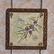 Картины и панно handmade. Livemaster - original item Wall mural Provence triptych. Handmade.