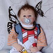 Куклы и игрушки handmade. Livemaster - original item Boy reborn Alyosha. Handmade.