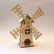 Материалы для творчества handmade. Livemaster - original item mill decorative. Handmade.