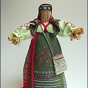 """Куклы и игрушки ручной работы. Ярмарка Мастеров - ручная работа """"Хозяюшка"""" авторская кукла. Handmade."""