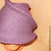 """Шляпы ручной работы. Ярмарка Мастеров - ручная работа Модель 39 Шляпа """" Перед рассветом"""". Handmade."""
