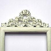 Сувениры и подарки ручной работы. Ярмарка Мастеров - ручная работа Резная рамка из дерева в стиле Людовика XVI. Handmade.