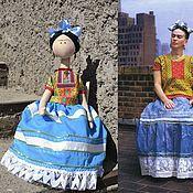 Куклы и игрушки ручной работы. Ярмарка Мастеров - ручная работа Опять про Фриду.... Handmade.
