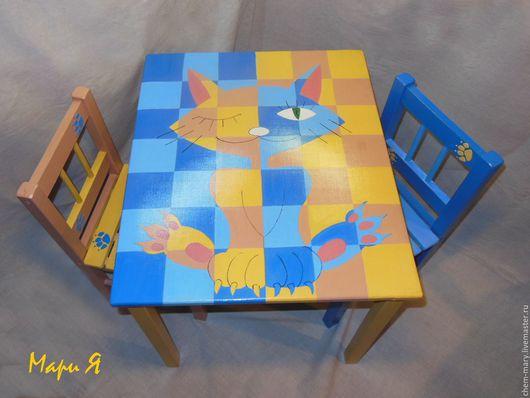купить детский столик  со стульчиком, детский столик, стульчик ребенка купить, купить детский  деревянный  столик со стульчиком, и 2 стульчика, со стульчиком в москве