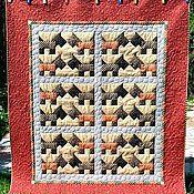 Для дома и интерьера handmade. Livemaster - original item 24 patchwork plaid Scottish Terrier. The new version.. Handmade.