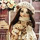 Коллекционные куклы ручной работы. Александра. YanaDolls. Интернет-магазин Ярмарка Мастеров. Кукла, куклы и игрушки, кукла ручной работы