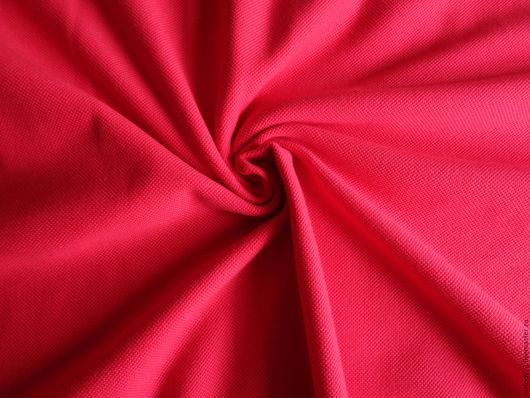 """Шитье ручной работы. Ярмарка Мастеров - ручная работа. Купить Пике """"Красный"""".. Handmade. Пике, хлопок 100%"""