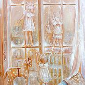 Картины и панно ручной работы. Ярмарка Мастеров - ручная работа Твой волшебный Париж. Handmade.