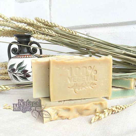 """Мыло ручной работы. Ярмарка Мастеров - ручная работа. Купить """"Целебный лавр"""" натуральное мыло ручной работы с лавром. Handmade."""