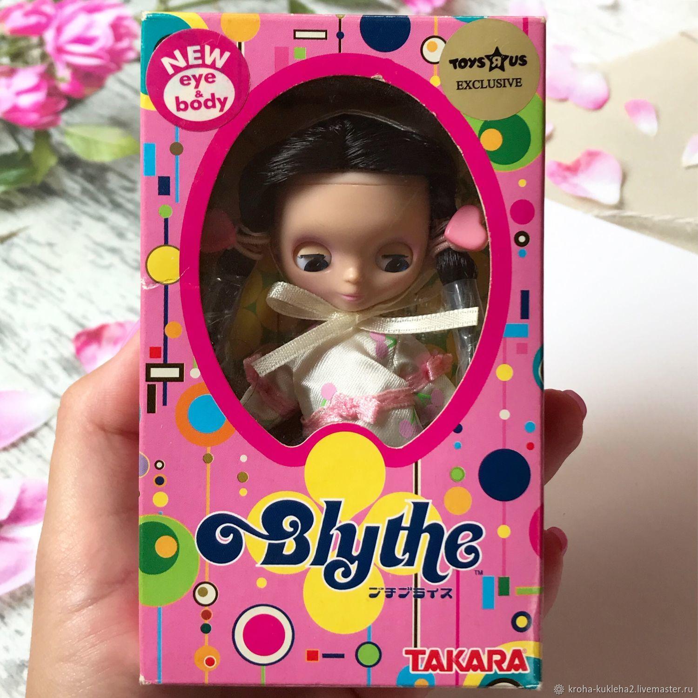 Куклы и игрушки ручной работы. Ярмарка Мастеров - ручная работа. Купить Petite Cherry Berry (Takara). Handmade. Blythe, блайз