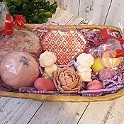 Подарки на 14 февраля ручной работы. Ярмарка Мастеров - ручная работа Мыльные наборы на 8 марта. Handmade.