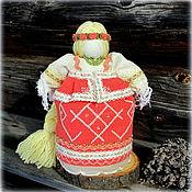 """Куклы и игрушки ручной работы. Ярмарка Мастеров - ручная работа Куколка - оберег  для беременных """"Ожидание"""".. Handmade."""