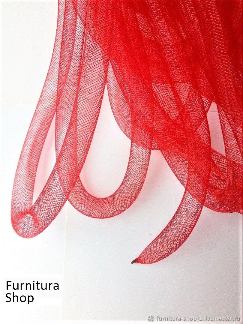 Шнур сетка диаметром 14 мм, Шнуры, Москва,  Фото №1