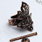 Заготовки для украшений ручной работы. Ярмарка Мастеров - ручная работа Основа для кольца 2210 (1). Handmade.