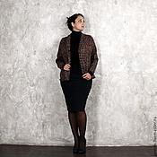 """Одежда ручной работы. Ярмарка Мастеров - ручная работа Жакет """"По мотивам Chanel"""". Handmade."""