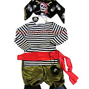 Работы для детей, ручной работы. Ярмарка Мастеров - ручная работа Пират-Разбойник. Handmade.