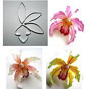 Материалы для творчества ручной работы. Ярмарка Мастеров - ручная работа Каттер орхидея цимбидиум insigne. Handmade.